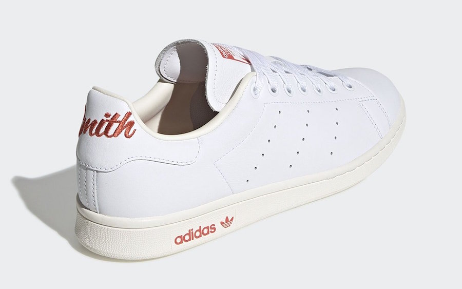 adidas Stan Smith Script EF4258 Release Date