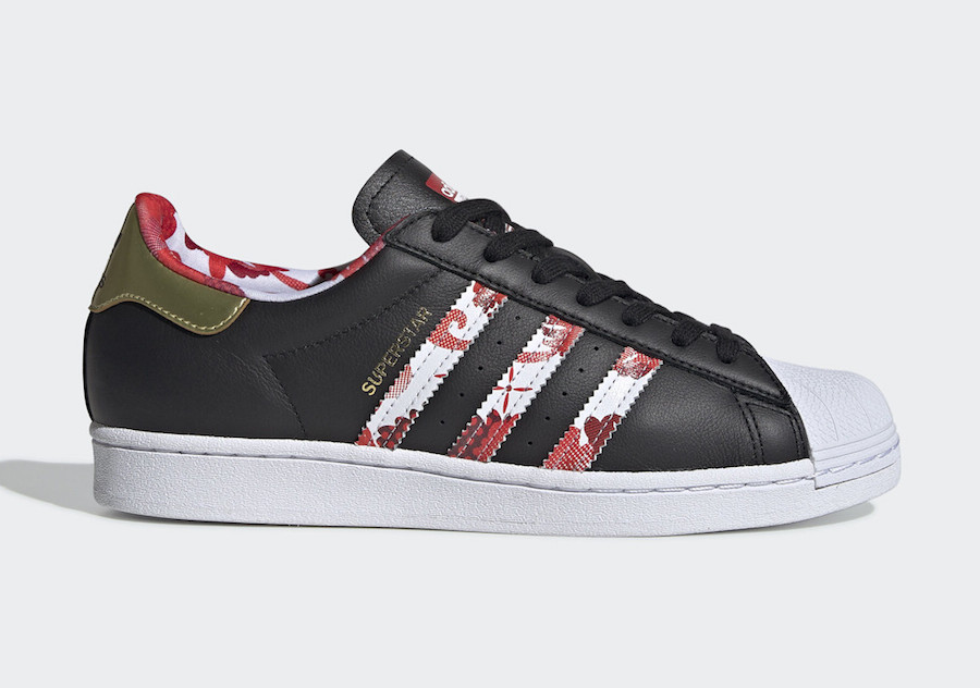 adidas Superstar Chinese New Year FW5271 Release Date