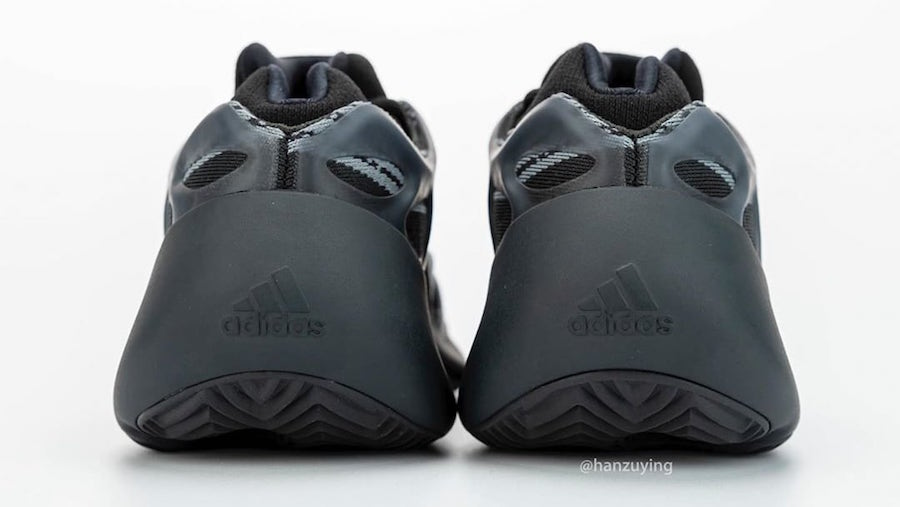 adidas Yeezy 700 V3 Black H67799 Release Date