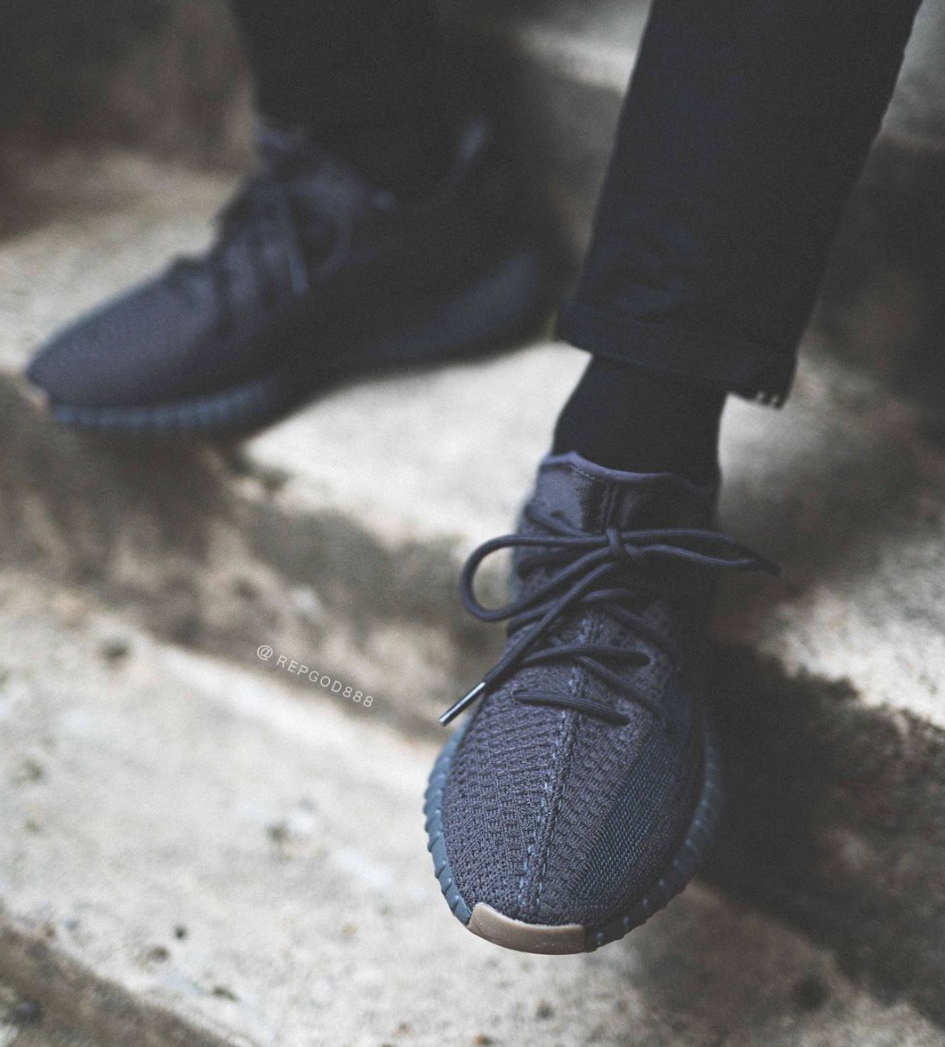 adidas Yeezy Boost 350 V2 Cinder FY2903 Release Date On-Feet