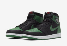 Air Jordan 1 Pine Green 555088-030 Release Date Price