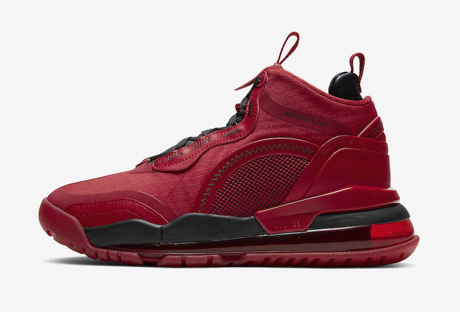 Jordan Aerospace 720 Red Black BV5502-600 Release Date