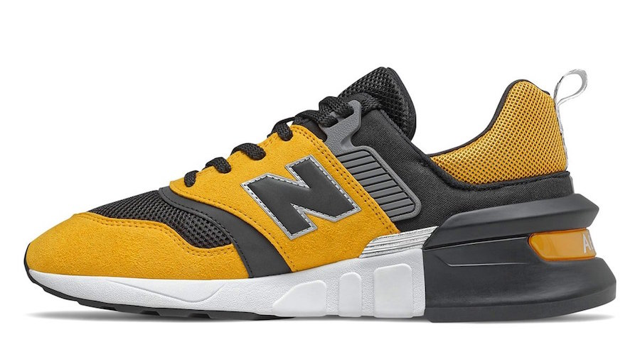 New Balance 997 Sport Taxi MS997JY Release Date