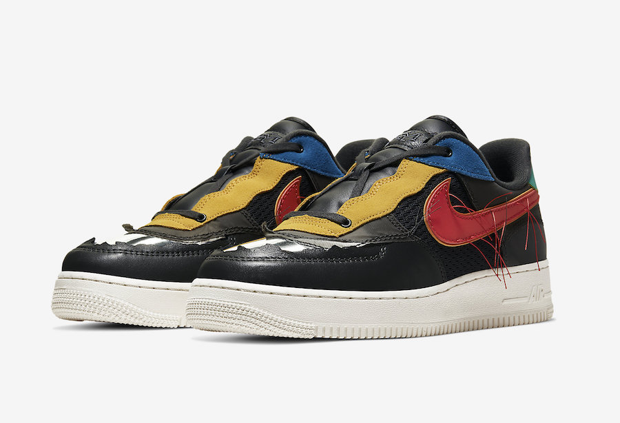 Nike Air Force 1 BHM 2020