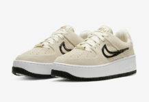 Nike Air Force 1 Sage Low Light Cream CI3482-200 Release Date