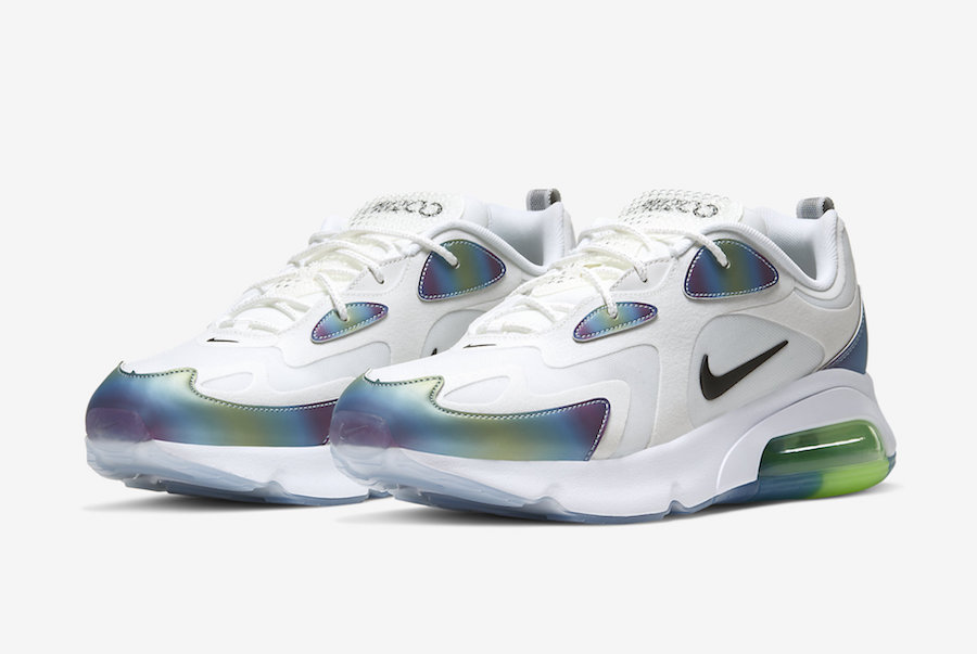 Nike Air Max 200 Bubble Pack CT5062-100 Release Date