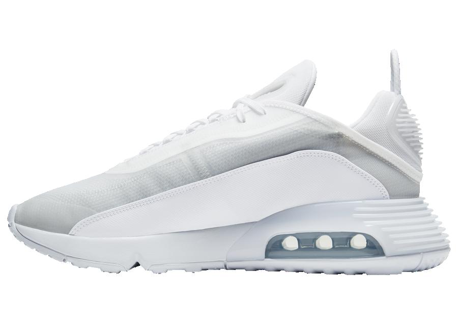 Nike Air Max 2090 White CV9977-100 Release Date