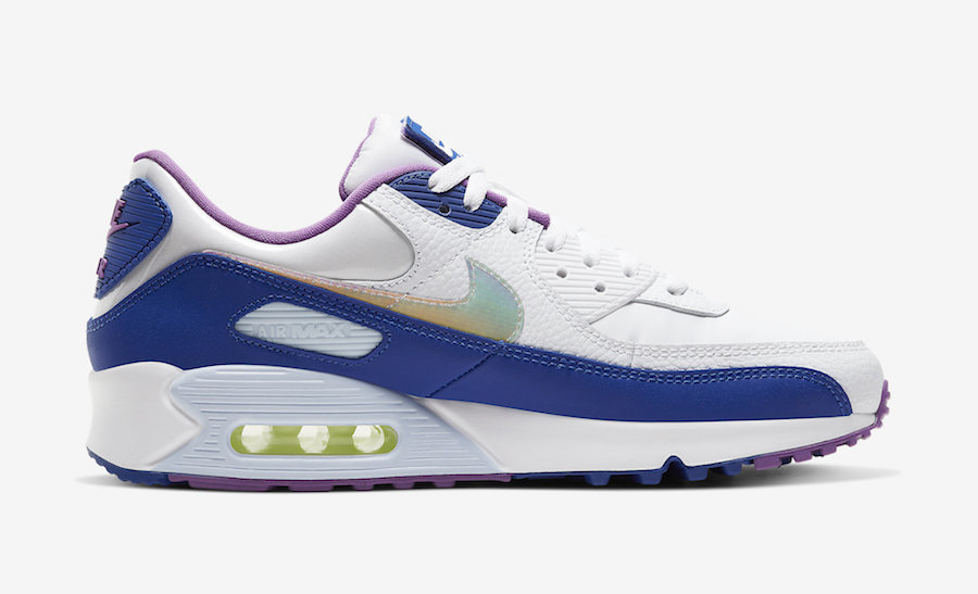 Nike Air Max 90 Easter CT3623-100 Release Date