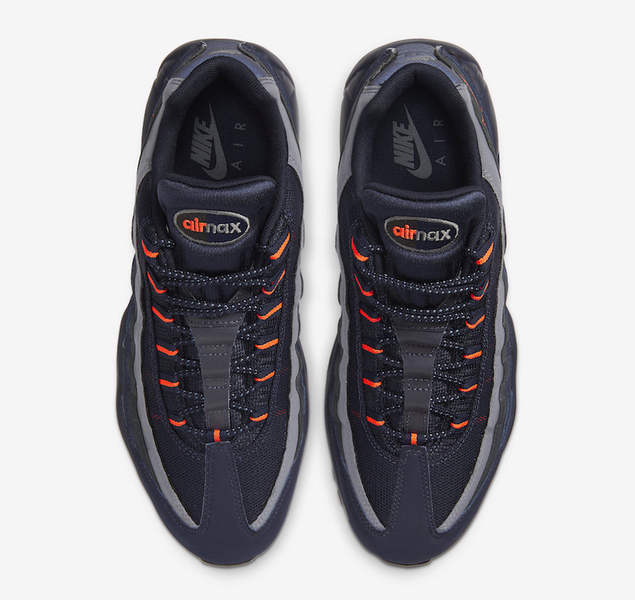 Nike Air Max 95 CW7477-400 Release Date