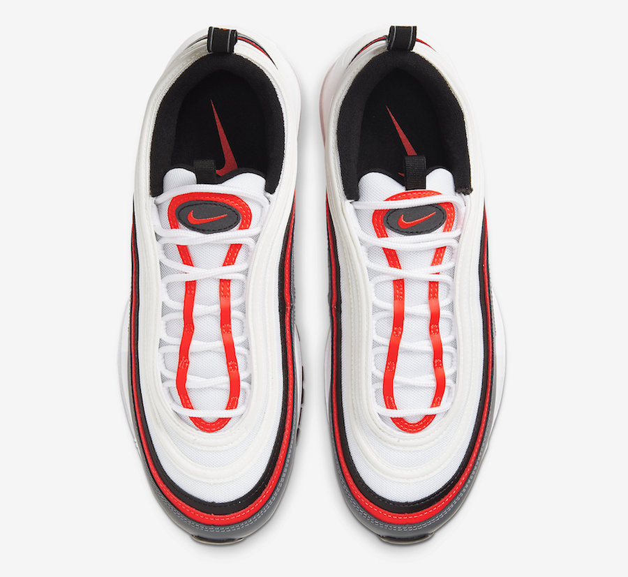 Nike Air Max 97 Infrared CW5419-100 Release Date