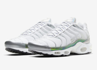 Nike Air Max Plus White Metallic CW2646-100 Release Date