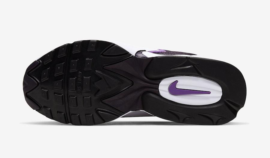 Nike Air Max Triax 96 Purple Nebula CT1276-100 Release Date