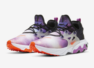Nike React Presto Galaxy Big Bang CN7664-002 Release Date