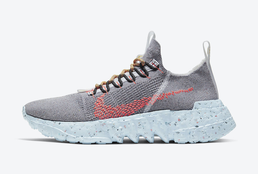 Nike Space Hippie 01 CQ3986-001 Release Date