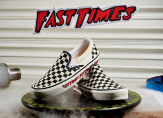 Vans Checkerboard Slip-On Fast Times Release Date