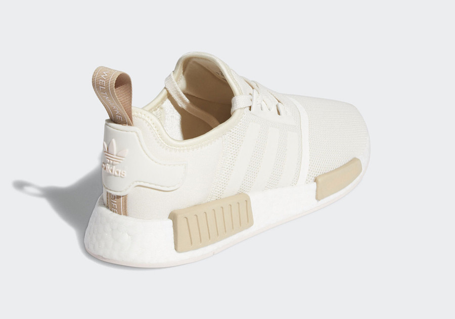adidas NMD R1 Chalk White FW6432 Release Date