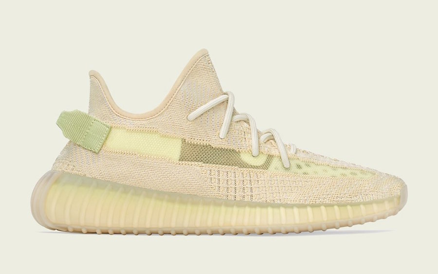 adidas Yeezy Boost 350 V2 Flax FX9028 Release Date