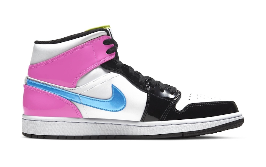 Air Jordan 1 Mid Patent Leather Release Date