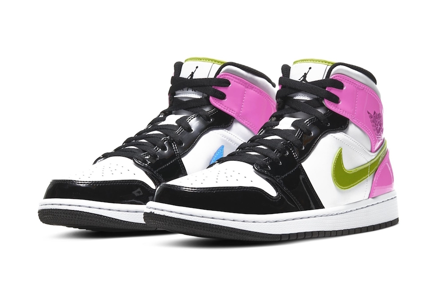 Air Jordan 1 Mid Patent Leather Release Date - Sneaker Bar ...
