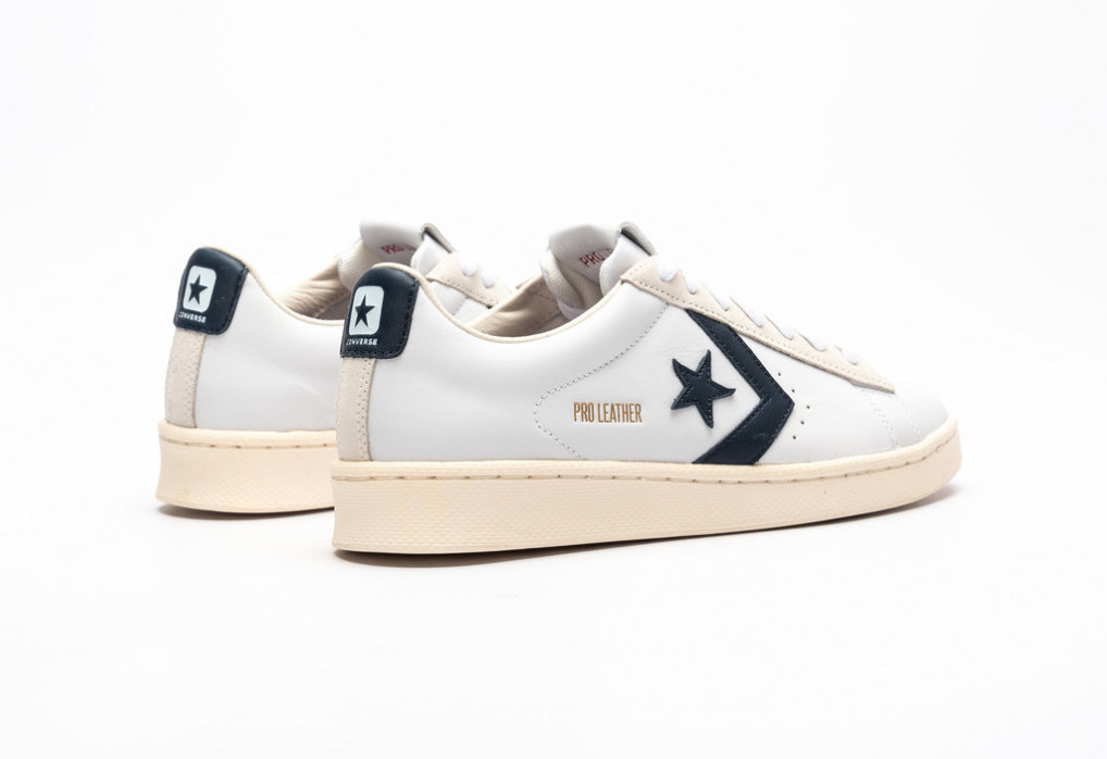 Converse Pro Leather Low White Obsidian 167969C Release Date