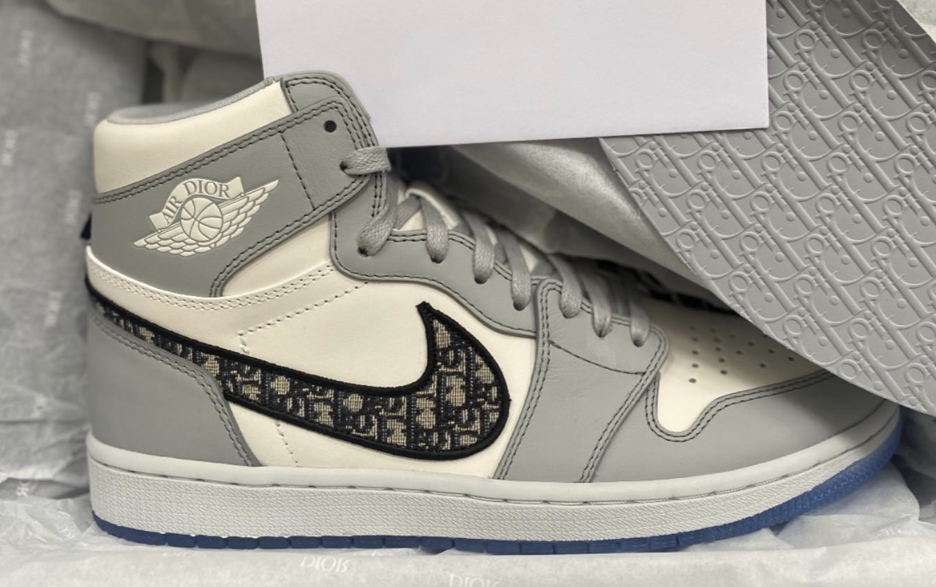 Dior Air Jordan 1 High CN8607-002 Release Date - SBD