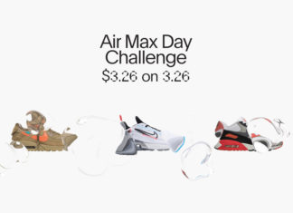 GOAT Nike Air Max Day 2020 Celebration