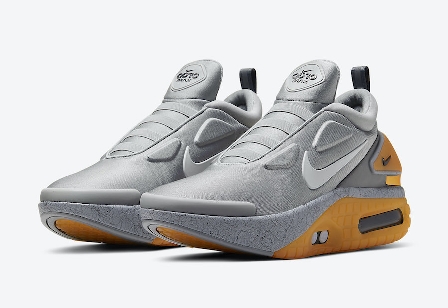 Nike Adapt LE 01 Grey Gum CW7304-001 Release Date Price