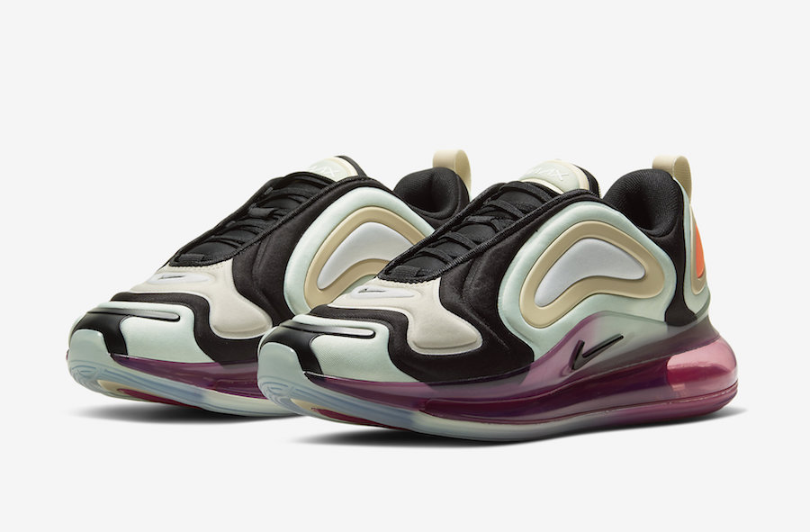 Nike Air Max 720 Fossil Pistachio Frost CI3868-001 Release Date