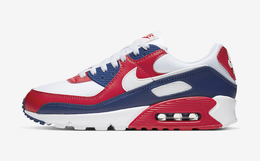 Nike Air Max 90 GreyPink CW7483 001 Release Details