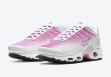 Nike Air Max Plus White Pink CZ7931-100 Release Date