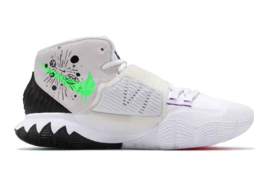 Nike Kyrie 6 There Is No Coming Back BQ4631-005 Release Date