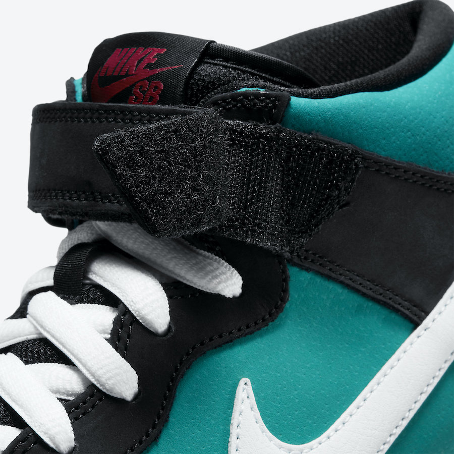 Nike SB Dunk Mid Griffey CV5474-001 Release Date Price