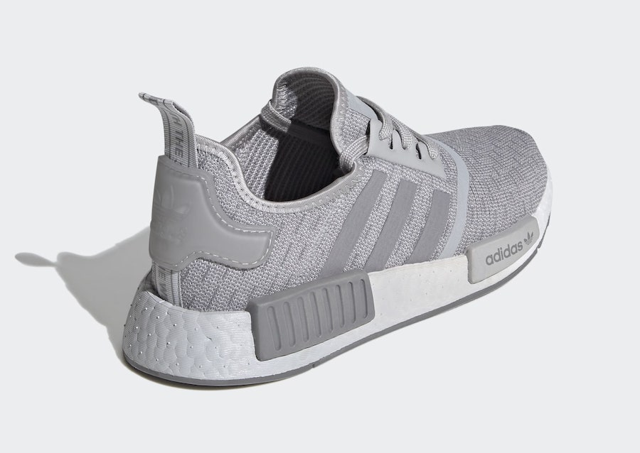Adidas Nmd R1 Women S Grey Fv4406 Release Date Sbd