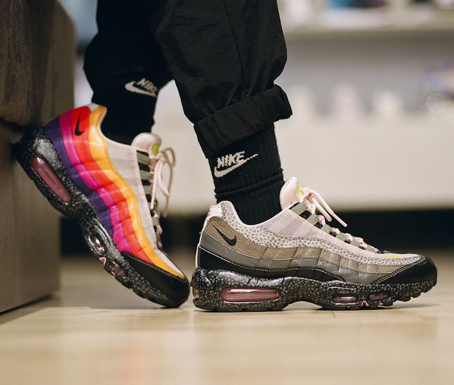 size Nike Air Max 95 Release Date