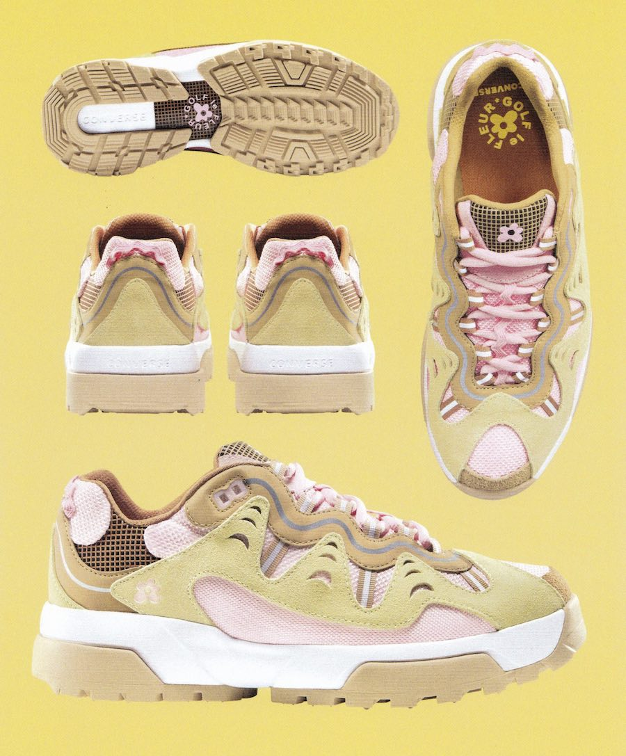 Converse Golf le Fleur Gianno Pink Release Date
