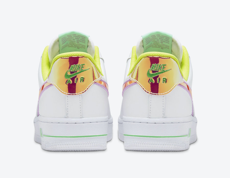 Nike Air Force 1 Low Easter CW5592-100 Release Date
