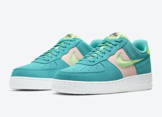 Nike Air Force 1 Low Oracle Aqua CK4383-300 Release Date