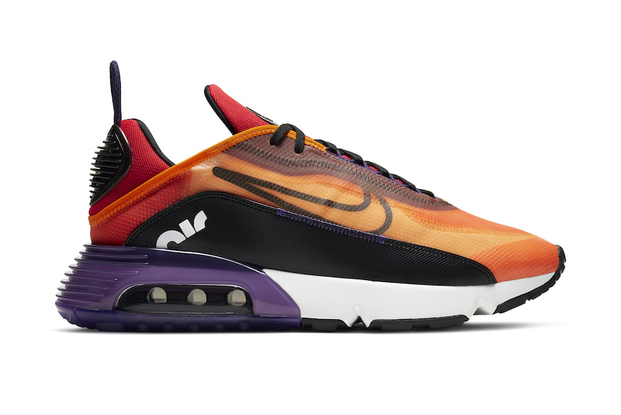 Nike Air Max 2090 Magma Orange BV9977-800 Release Date