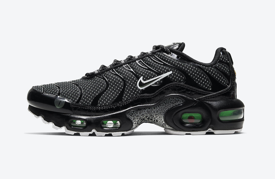 Nike Air Max Plus Black Croc CV2392-001 Release Date