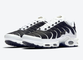 Nike Air Max Plus White Black Metallic Pewter CT1094-102 Release Date