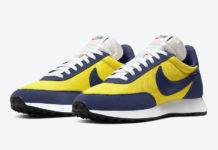 Nike Air Tailwind 79 Yellow Navy 487754-702 Release Date