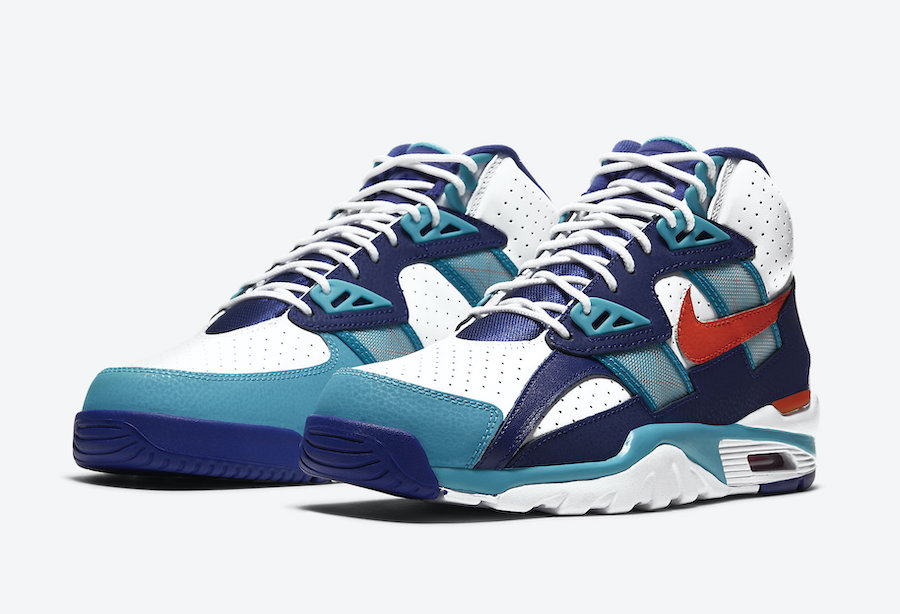 Nike Air Trainer SC High CW6023-401 Release Date