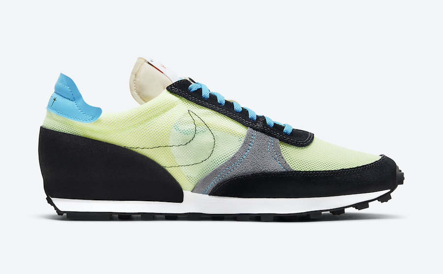 Nike Daybreak Type Barely Volt CW7566-700 Release Date