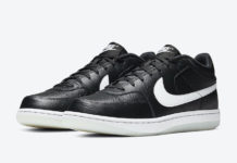 Nike Sky Force 3/4 Black White CT8448-001 Release Date