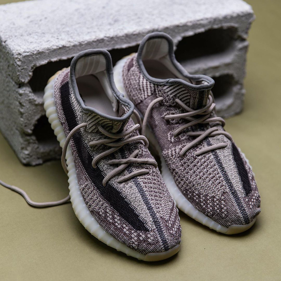 adidas Yeezy Boost 350 V2 Zyon FZ1267 Release Date Pricing
