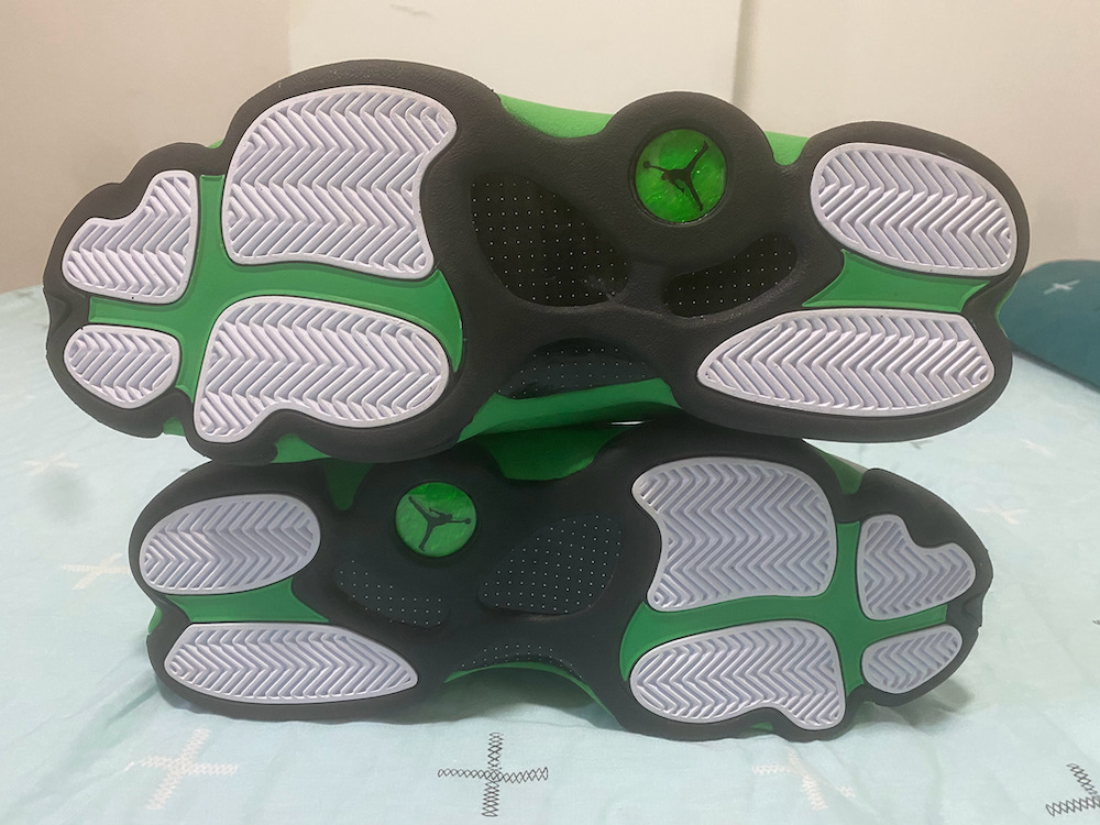Air Jordan 13 Lucky Green 3M Reflective DB6537-113 Release Date