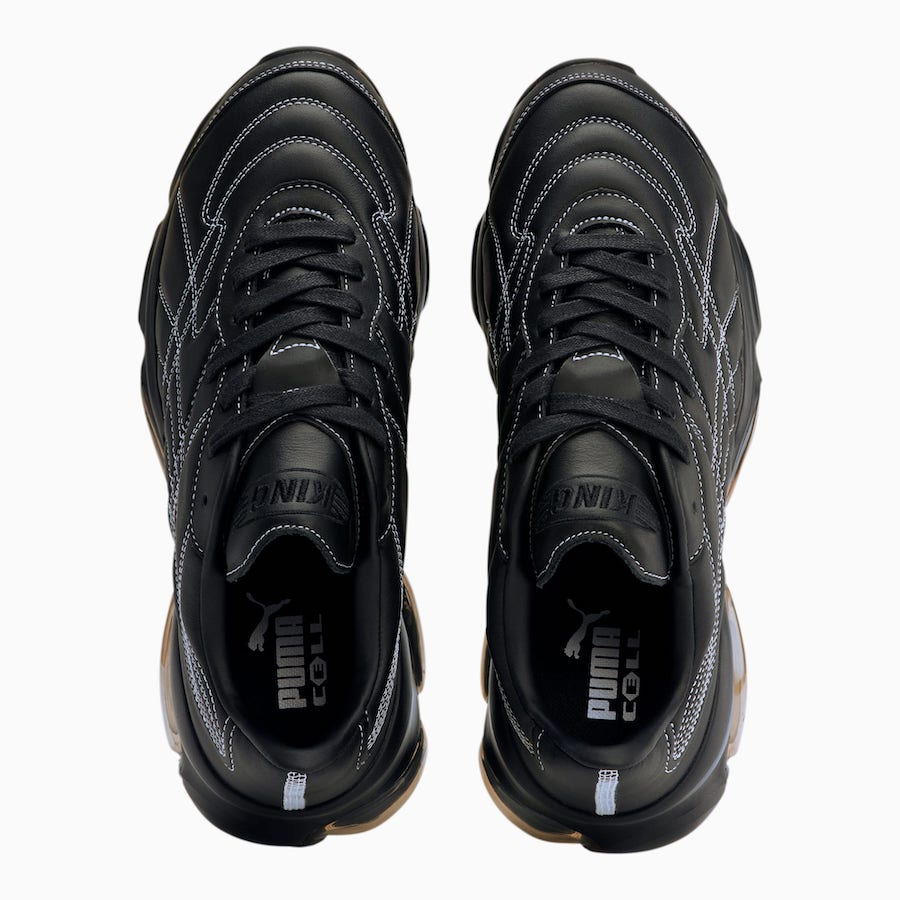 Billy Walsh PUMA Cell Dome Black 371720-01 Release Date