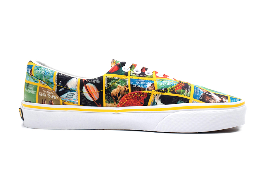 National Geographic Vans Era Release Date