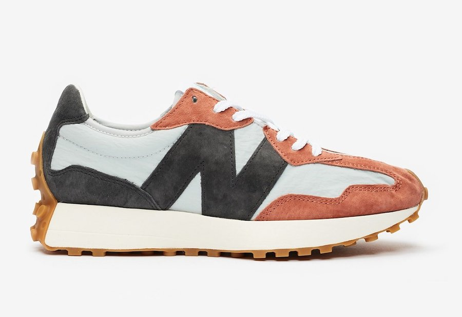 New Balance 327 Brown Grey MS327JC1 Release Date