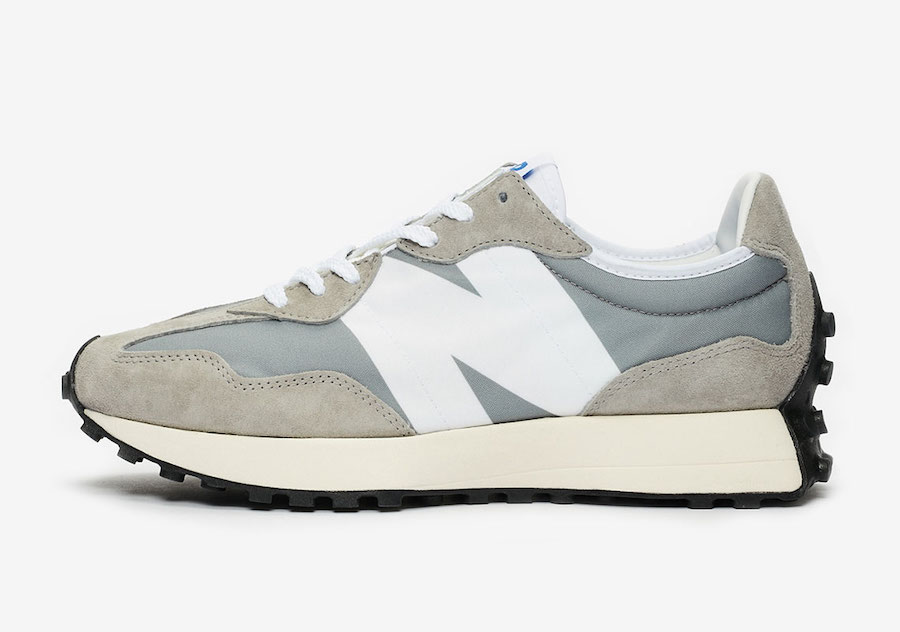 New Balance 327 Grey White Release Date